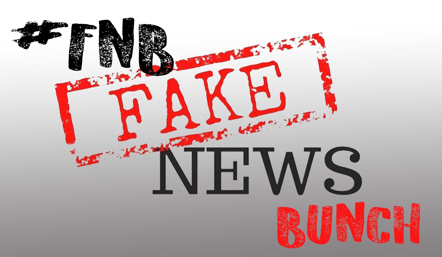 fake news bunch