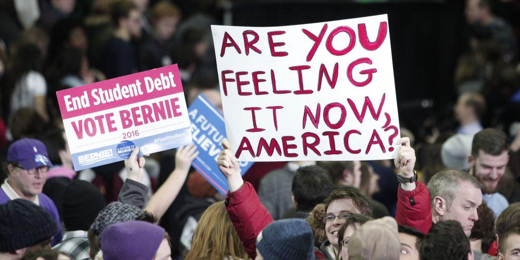 Bernie Wins NH