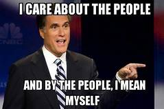 Romney the Phony