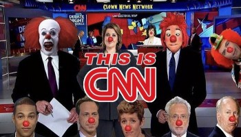 CNN Lying Clown Show