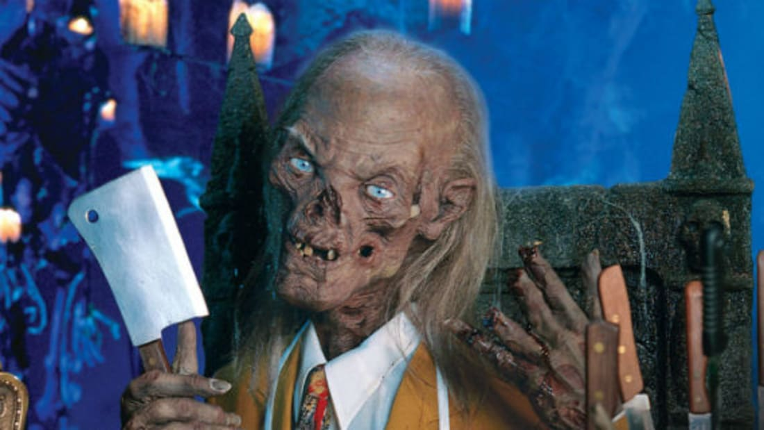 Joe's Tales From The Crypt