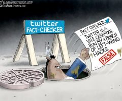 A.F. Branco Cartoon – All Jacked Up