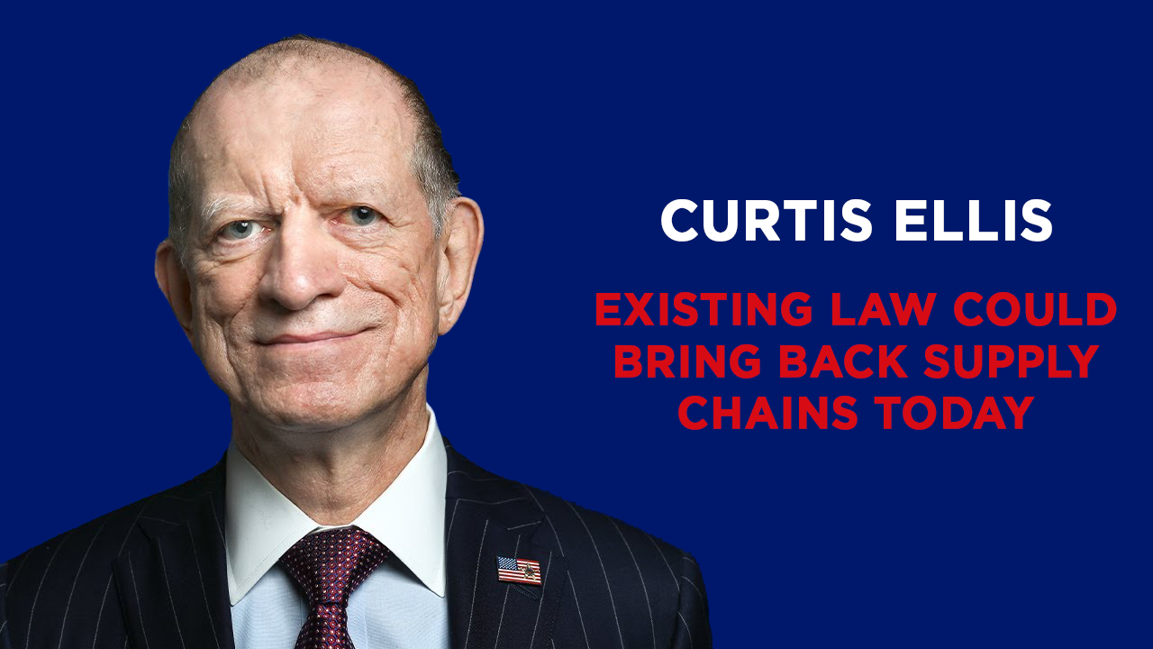 curtis ellis supply chains
