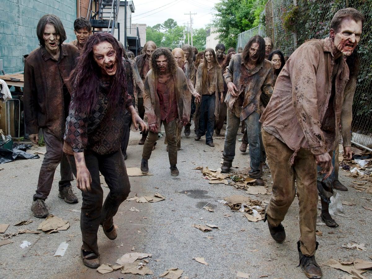 Biden Zombie Apocalypse