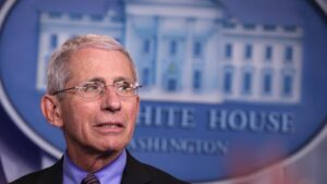 Fauci Debunks Woodward Hit on Trump
