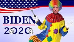 Biden the Clown