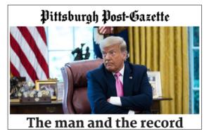 pittsburgh gazette