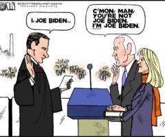"Joe Biden: ""Come On, Man…"""