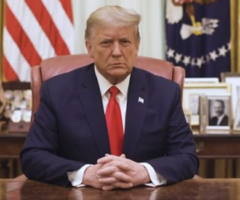 A Message from President Donald J. Trump (VIDEO)