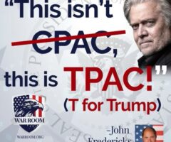 "John Fredericks: ""It's TPAC!"""