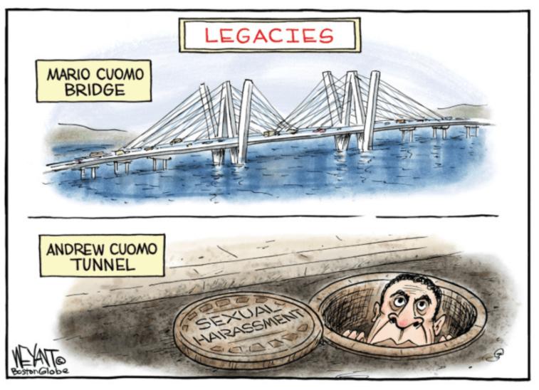 cuomo legacy